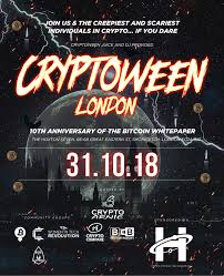 October 31 marks the 10 year anniversary of the release of bitcoin's white paper, which described the way in which the bitcoin protocol would work. Cryptoween Party 10th Anniversary Of The Bitcoin Whitepaper 2018 10 31 Crunchbase Event Profile