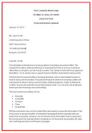 9 10 Business Format Leterformat