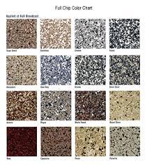 Epoxy Garage Floor Color Chart Epoxy Flooring Contractor Jacksonville Fl Epoxy Garage