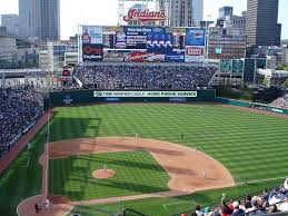 Progressive Field Cleveland Oh Ballparks Wheres My