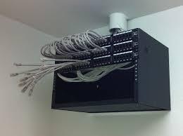 8u Wall Mount Cabinet Mw Home Wiring