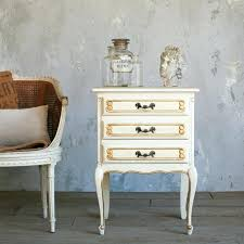 shabby chic nightstand vintage xv style warm white nightstand with gold accents vintage chic shabby chic table lamps australia