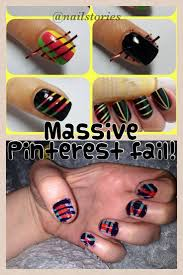 28 best Nail Art Fails images on Pinterest | Fails, Nail art and ...