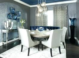 modern round dining table modern round dining table for 6 modern round dining room table round