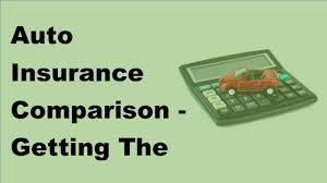 auto insurance comparison getting the best rates 2017 compare car insurance