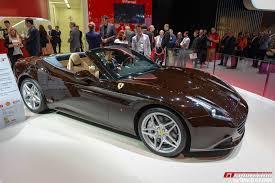 Paris 2016 Ferrari California T The Steve Mcqueen Gtspirit
