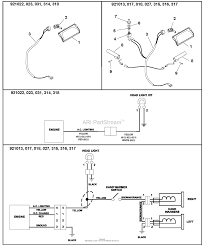 ariens 921034 075000 deluxe 28 parts diagram for electrical zoom