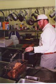 Navy Cook 15 Year Navy Cook Now A Pastor Learning Recipes For Ministry