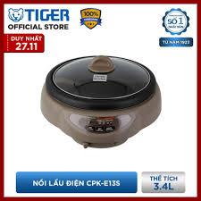Shop bán Nồi Lẩu Điện Tiger CPK-E13S (3.4 lít) chỉ 2.349.000₫