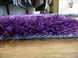 ashbury rug with light gray and purple curves full size