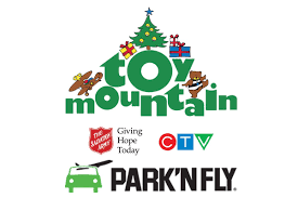 park n fly partners with ctv for annual toy drive