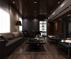 dark furniture living room. Dark Style Wood Living Room Furniture I