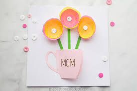 Handmade Mothers Day Card The Best Ideas For Kids