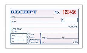 receipt blank blank receipt print email