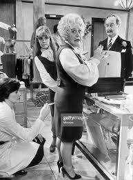 """are you being served? on Twitter: """"Wendy Richards is best known for Being  in Are you being served, Eastenders and Grace & Favour... Wendy Richards  was also in the original cast of"""