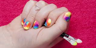 5 easy nail designs ~ Beautify themselves with sweet nails
