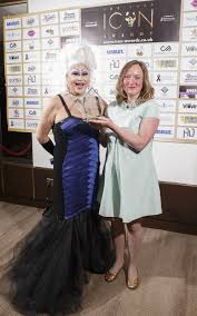 Comedian, top cyclist and Herald writer honoured at gay, lesbian and  transgender community's big night out.   HeraldScotland