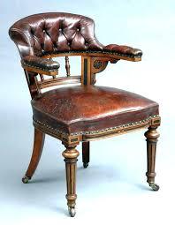 antique wooden desk vintage wood office chair swivel old on wheels antique office chair antique wooden