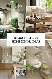 your interior eco friendly 20 ideas