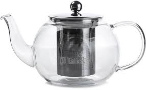 Купить <b>Чайник заварочный</b> Taller TR-31370 <b>0.8</b>л. прозрачный в ...