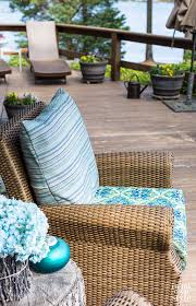 how to make outdoor chair cushion covers