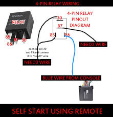 how to professionally install two wheeler security system r15 4pin wiring jpg views 2239 size 57 3 kb