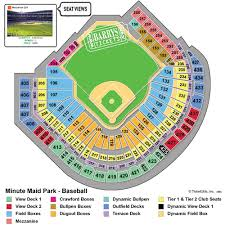 Royals Seating Chart Yankee Stadium Seating Chart Section 217 Minute Maid Seating