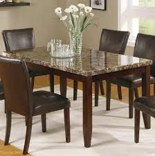 ideal dining table height