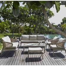 skyline design journey outdoor sofa set