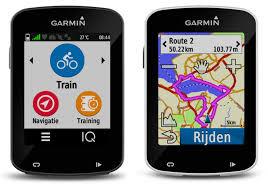 Nieuwste garmin fietsnavigatie