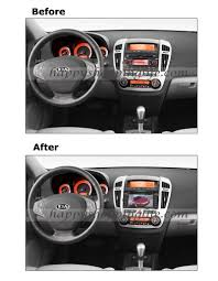 Kia Cee'd Android Autoradio DVD GPS Digital TV 3G Wifi