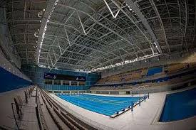 olympic size swimming pool. Olympic Size Swimming Pool