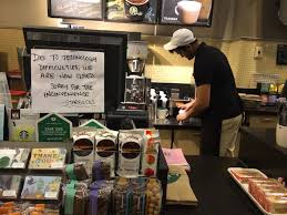starbucks buzzing again saturday after register outage halted starbucks buzzing again saturday after register outage halted s chicago tribune