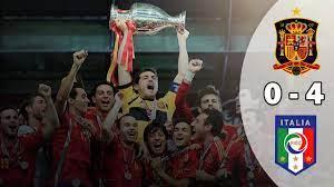 ملخص مباراة اسبانيا وايطاليا 4-0 ( نهائي يورو 2012) تعليق عصام الشوالي HD -  YouTube