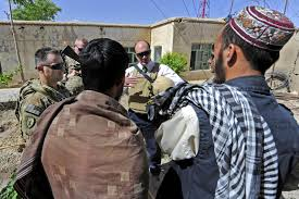 u s department of defense photo essay  rule of law advisors assigned to provincial reconstruction team zabul and u s army iers meet