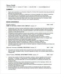Business Analyst Resume Sample New Resume Objective For Business Analyst Enterprise Analyst Resume