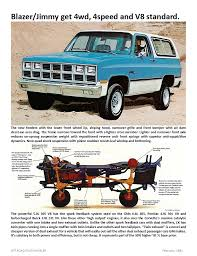 1981.5 GM CK Truck makeover - alternate history...