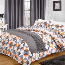 magnificent orange and gray bedding 0 grey sets impressive picture concept fingerhut