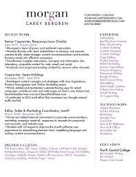 Resume Morgan Carey Bergren