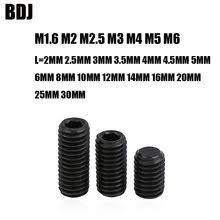 black steel metric thread m4