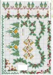 Pin by Iva Clark on Cenefas navidad | Xmas cross stitch, Cross stitch  patterns christmas, Cross stitch embroidery