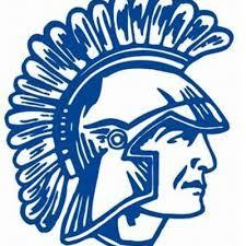 Image result for royal blue spartan logo
