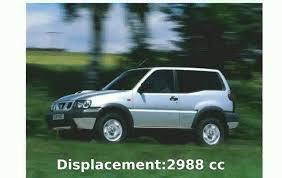 2005 Nissan Terrano 3.0 Di Elegance Features & Walkaround - YouTube