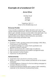 Example Profile For Resumes Resume Profile Example Sample On Personal Examples For