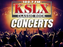 Talking Stick Pool Concert Seating Chart Event Details 100 7 Fm Kslx Classic Rock