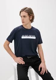 <b>Футболка</b> домашняя <b>Boss</b> Identity <b>T</b>-<b>Shirt</b> RN купить за <b>2</b> 940 ₽ в ...