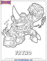 skylander coloring pages free printable. Perfect Printable Skylanders Coloring Pages Printable Giant To Print  Trap Team Free  Throughout Skylander Coloring Pages Free Printable C