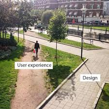 For those still confused between the lines of Design and UX ...