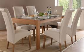 glass top wood dining table within amusing on room awesome rectangular combine plan 11