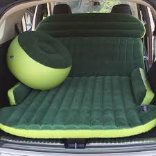 Backseat Inflatable Bed Amazoncom Stager Inflatable Car Mattress Inflatable Car Bed Suv